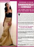 Emmanuelle Chriqui - OK! Issue #17 - 12/05/05 - (x6)